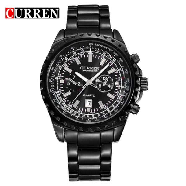 CURREN Watches Men Quartz Watch Relogio Masculino Luxury Military Wristwatches Fashion Casual Water Resistant Army Sports 8053