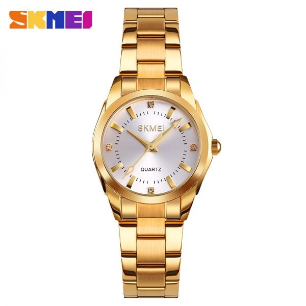 2020 SKMEI Casual Women Romantic Quartz Watches Luxury Female Girl Clock Waterproof Ladies Wristwatches Relogio Feminino 1620