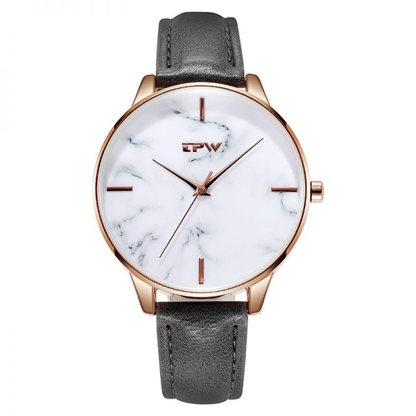 Marble Wristwatch Rose Gold Mesh Band Creative Casual Women Quartz Watches Gift Relogio Feminino Water Resistant 3ATM