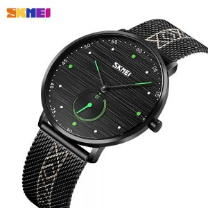 SKMEI Japan movement Quartz Casual Men's watches Top Brand Simple Male Waterproof Watch Business Relogio Masculino 9218 Clock