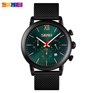 SKMEI Top Brand Luxury Sports Men's Watch Stopwatch Date Week Clock Waterproof Male Quartz Wristwatch Relogio Masculino 9203