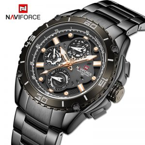 NAVIFORCE Watches Mens Top Luxury Brand Multi-function Sport Quartz Wrist watch Male Business Waterproof Clock Relogio Masculino