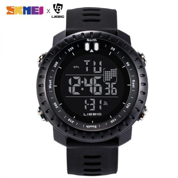 New Outdoor Military Stopwatch Date Men Sport Watches LED Light Male Digital Wristwatch relogio masculino Waterproof Clock L927
