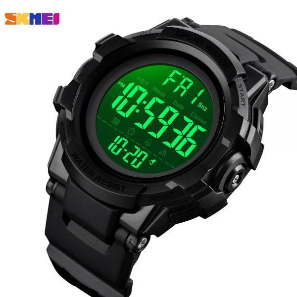 SKMEI Relogio Masculino 1568 military Men Sport Watches Shock Resistant Countdown Stopwatch Clock Luminous Digital Wristwatches