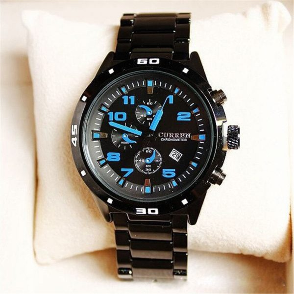 CURREN Men's Watches Fashion Casual Full Sports Watches Relogio Masculino Men's Business Relojes Quartz Watch Promotion 8021
