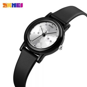 SKMEI Classic Ladies Quartz Wrist Watch Casual Waterproof Female Business Clock Relogio Feminino Simple Women's watches 1659