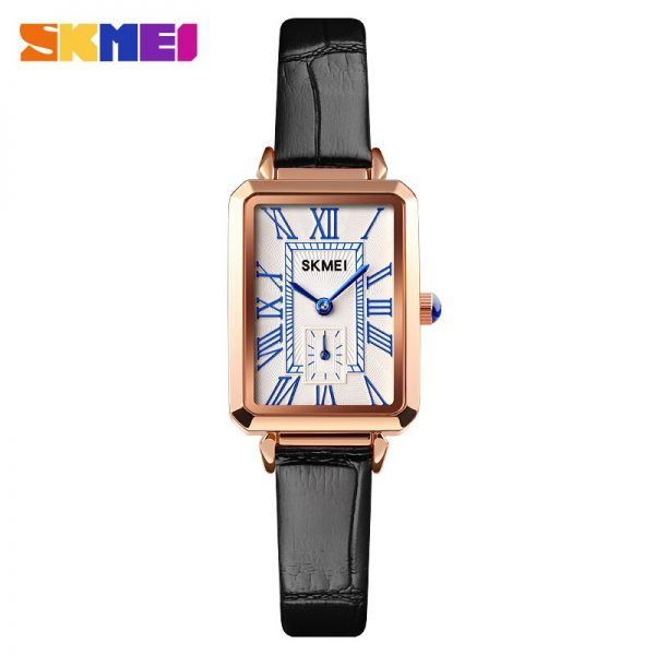 SKMEI Waterproof Japanese Movement Quartz Women Watches Simple Ladies Wristwatches Female Girl Clock Relogio Montre femme 1764