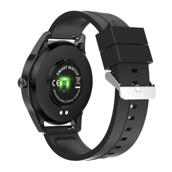 Smart Watch Real Time Heart Rate Bluetooth 5.0 IP67 Blood Pressure Pedometer Music Control Sleep Record Calorie