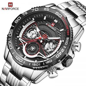 NAVIFORCE 2020 New Fashion Mens Watches Top Brand Male Luxury Sports Business Quartz Watch Men Casual Clock Relogio Masculino