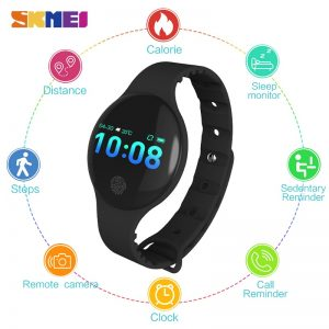 SKMEI TLW08Plus Waterproof Male Digital Sports Watches Distance GPS Motion Tracker Sleep Monitor Men's Clock Relogio Masculino
