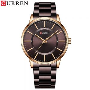 New Sports Style Men Warterproof Mens Watch 8385 CURREN Top Brand Luxury Clock Male Business Quartz Wristwatch Relogio Masculino