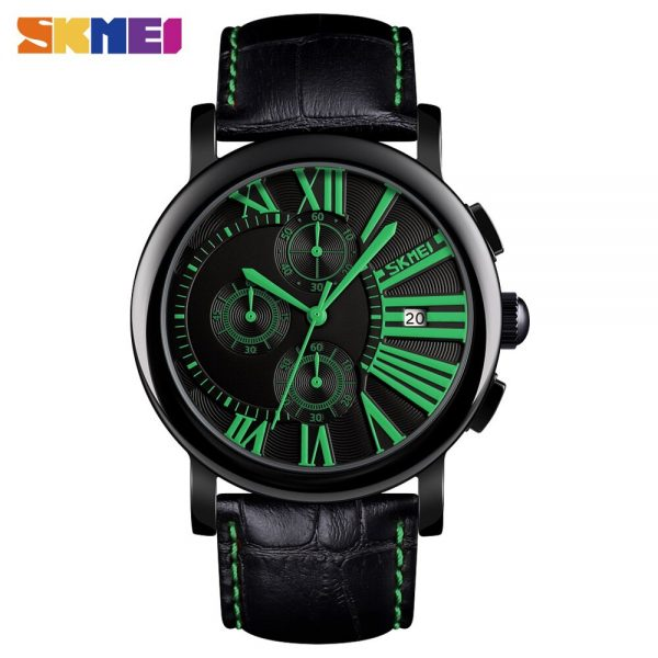 SKMEI Japan Quartz movement Stopwatch Date Men Sport Watches Business Male Wristwatch Clock Relogio Masculino relojes hombre