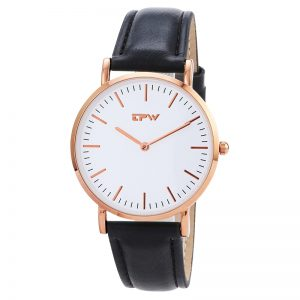Fashion Large Dial Quartz Men Watch Leather Sport watches Super Thin Clock Wristwatch
