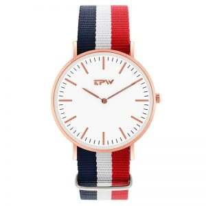 Fashion men women unisex Geneva Platimum Nylon Fabric watch sport thin students Canvas quartz dress wrist watches for men women