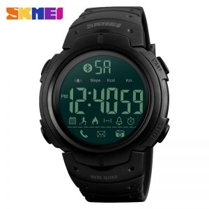 SKMEI Men Smartwatch Sport Digital Watches Bluetooth APP Remind Passometer Waterproof Smart Watch Bracelets Reloj inteligente