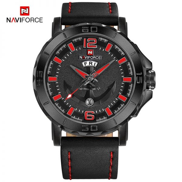 NAVIFORCE Men's Creative Businees Luxurious Watch Men Sport Waterproof Wristwatch Male Fashion Clock Watches Relogio Masculino