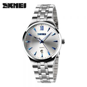 SKMEI Simple Male Quartz Wrist watch 30m Waterproof Clock 2020 Top Brand Luxury Men's Watches Relogio Masculino (2 Style) 9071