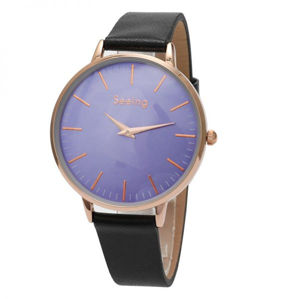 New Fashion Women Stainless Steel Steel Silver Gold Mesh Watch Unique Simple Watches Casual Quartz Wristwatches Clock