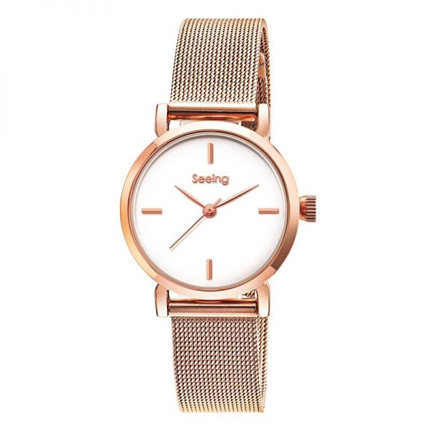Fashion Watches Women Retro Small Dial Simple Casual Watch High Quality Women Quartz Wristwatch special gift for girls