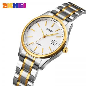 SKMEI Top Brand Women Clock Casual 3Bar Waterproof Ladies Wristwatches Simple Female Watch Relogio Feminino Montre Femme 1693
