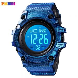SKMEI military 5Bar Waterproof Men Sport Watches LED Display Digital Watch Chrono Alarm Date Week Clock Relogio Masculino 1522