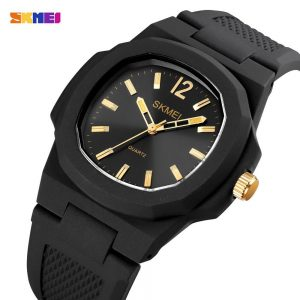 SKMEI Casual quartz Men's Clock 3Bar Waterproof Sport Watches Simple male Wristwatch Relogio Masculino relojes para hombre 1717