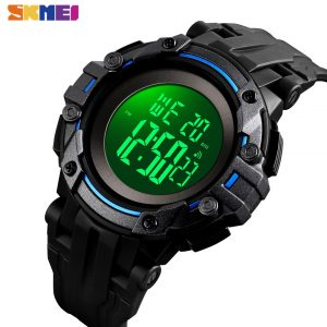 SKMEI Japan Digital movement Men Sport Watches Outdoor 50M Waterproof Wristwatch Luminous Chrono Clock Relogio Masculino 1545
