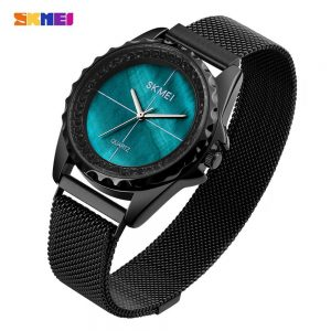 Top Luxury Brand SKMEI Ladies Watch Casual Women wrist watches Fashion Green Red Purple Color Dress Clock Relogio Feminino 1710