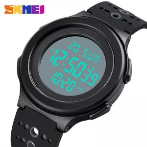 SKMEI Men Electronic Sport Watches Japan Digital movement Countdown Clock 5Bar Waterproof Calendar Alarm Male Wrist Watch 1733