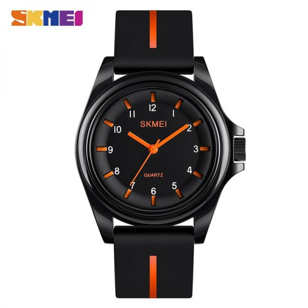 2020 SKMEI Top Brand Men Quartz Wristwatches Fashion PU Leather Strap Male Soprts Watches Reloj hombre Montre Homme 1578 Clock