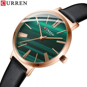 CURREN NEW Top Brand Fashion Casual Women's Watches Classic Quartz Business Luxury Wristwatches Bracelet Relogio Feminino 9076