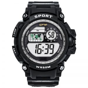 Digital Watch Sport Alarm Chronograph 50m Waterproof Wristwatch LED Male Relogios Masculino Fitness
