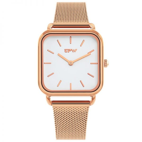 Causal Watches For Women Rose Gold Quartz Wrist Watch Clock Montre Femme square watch relogio feminino vintage