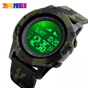 SKMEI Men Electronic Watch Military Sports Watches Multiple Time Zone Chronograph Waterproof Male Wristwatch reloj hombre 1476
