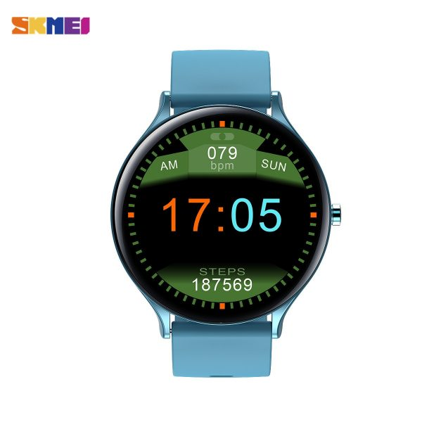 SKMEI QW13 IP67 Waterpoof Smart Watches 2021 Sports Fitness Tracker Blood oxygen Heart Rate Monitor Smartwatch For Android ios